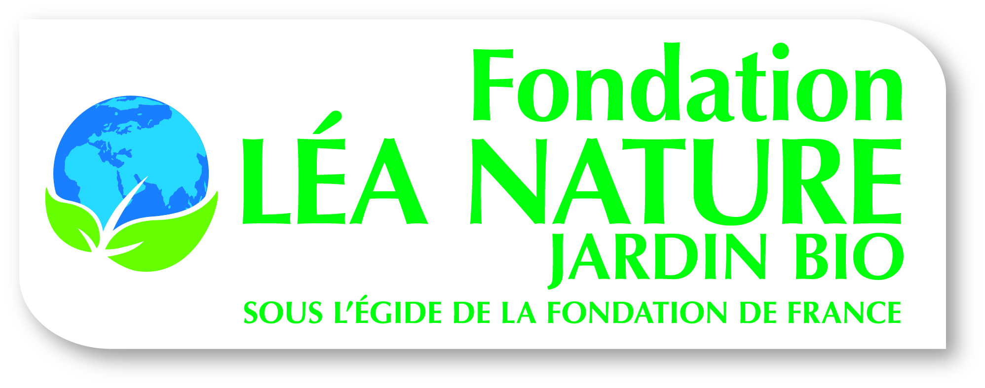 New Logo Fondation LEA NATURE+JB Bloc-QUADRI